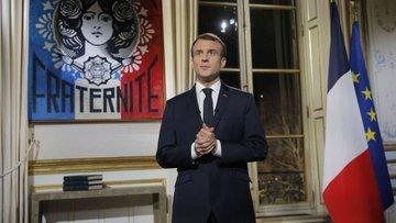Macron: İngiltere'de referandum manipüle edildi