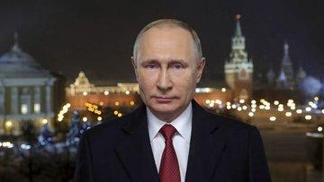Putin: Türk Akımı'nın 2019 sonuna kadar çalışmasını planl...