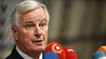 Barnier: Anlaşmasız Brexit ihtimali hiç bu kadar yüksek o...