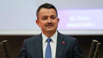 Bakan Pakdemirli ile TOBB başkanı Hisarcıklıoğlu iş birli...