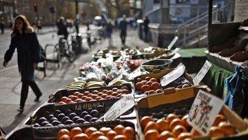 İngiltere'de enflasyon beklentiye paralel geriledi
