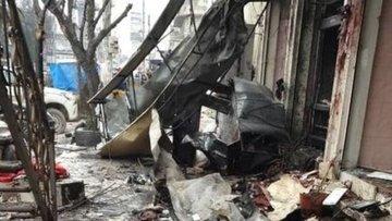 Münbiç'te koalisyon askerlerinin yakınında patlama