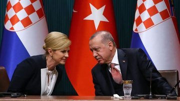 Erdoğan: ABD'nin geri adım atması DEAŞ'ın zaferi olur