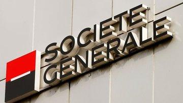 SocGen 4. çeyrek işlem gelirinde yüzde 20 düşüş tahmin ed...