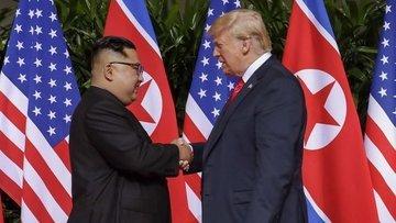 Kuzey Kore'den Trump görüşmesine ilişkin açıklama