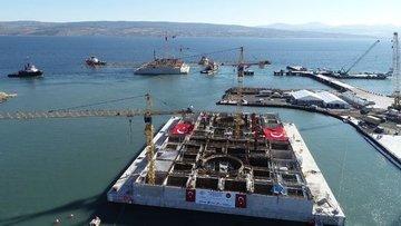 TBMM Başkanı Binali Yıldırım: 1915 Çanakkale Köprüsü daha...