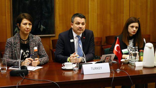 Tarım Bakanı Pakdemirli: Türkiye'de tarım evrim geçirmektedir