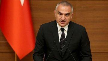 Bakan Ersoy: Turizm Geliştirme Fonu'nu bu yıl hayata geçi...