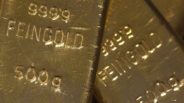 Altın ETF'lerindeki altın miktarı 6 yılın zirvesine çıktı