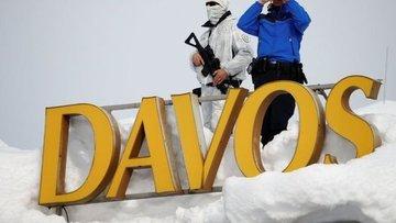 Davos Zirvesi Salı başlıyor