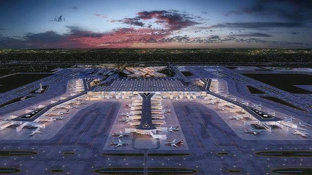 İstanbul Havalimanı'na 45 saatlik taşınma programı açıklandı
