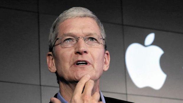 Apple Ceo'su Tim Cook, işe alımların azaltılmasını istedi