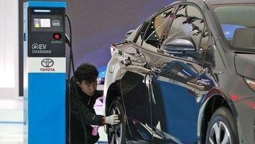 Toyota ve Panasonic birlikte pil üretmeye hazırlanıyor
