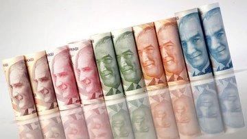 Merkezi yönetim brüt borç stoku 1 trilyon 66,8 milyar lir...