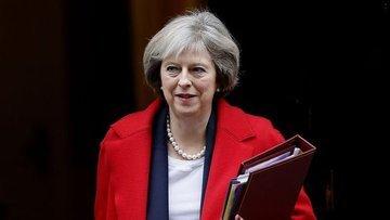 """Theresa May """"B planını"""" açıkladı"""