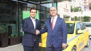 İstanbullu taksiciler Careem ile anlaşma imzaladı
