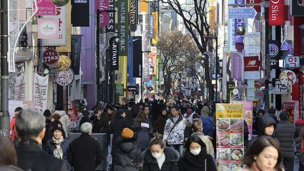 Güney Kore dördüncü çeyrekte yüzde 1 büyüdü