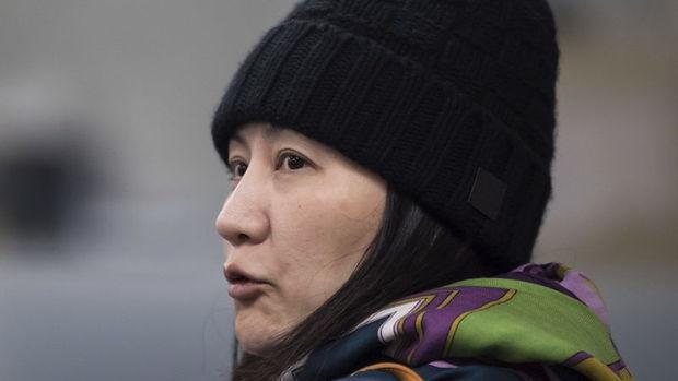 Globe and Mail: ABD Huawei CFO'sunun iadesi için resmi talepte bulunacak