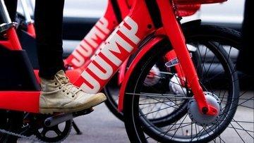 Uber bisiklet ve scooterları otonom hale getirecek