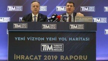 TİM, 2019 ihracat raporunu açıkladı