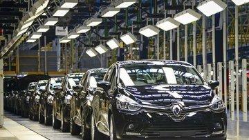 Oyak Renault 2018'de 602 bin 421 motor üretti