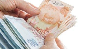 Hazine 1.4 milyar lira borçlandı