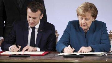 Almanya ile Fransa arasında yeni bir dönem başlıyor