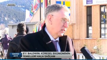 EY/Baldwin: Küresel ekonominin temelleri hala sağlam