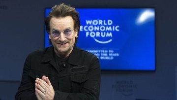 Bono: Kapitalizm 'erdemli' değil