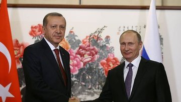 Erdoğan ve Putin'den ortak açıklama