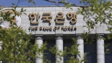 Kore Merkez Bankası faiz oranını değiştirmedi