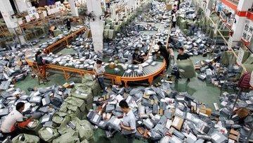 Çin'in toplam perakende satışlarında ABD'yi geçmesi bekle...