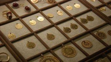 Gram altın 218 lira seviyelerinde