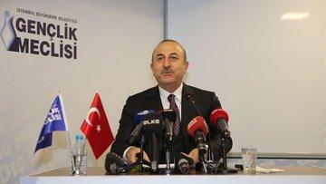 Çavuşoğlu: Jeffrey bugün Ankara'ya geliyor