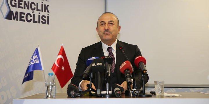 Çavuşoğlu: Jeffrey bugün Ankara