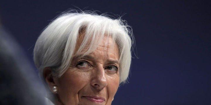 IMF/ Lagarde: Resesyon riski görmüyorum