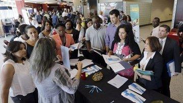 ABD'de işsizlik maaşı başvuruları düştü