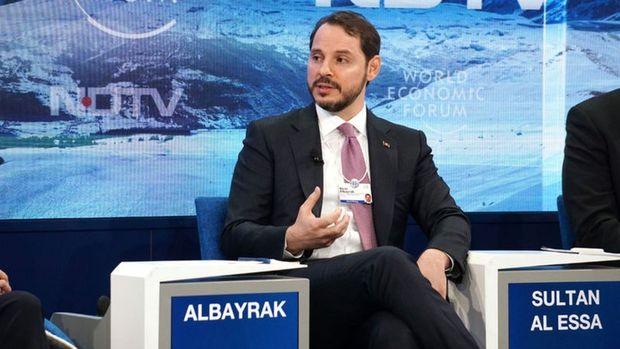 Bakan Albayrak: Türkiye'ye yatırım için büyük ilgi var