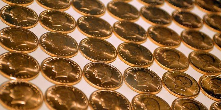 Gram altın 217 lira seviyelerinde