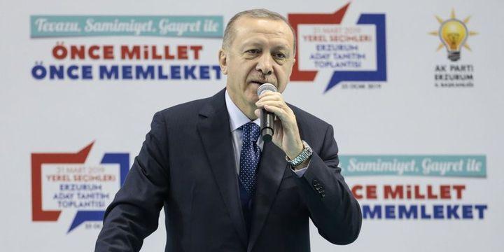 Cumhurbaşkanı Erdoğan: Sabrımız sınırsız değil