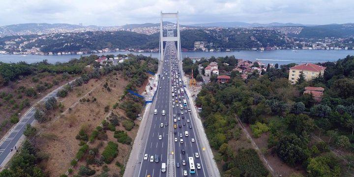 Köprü ve otoyollar saniyede 58 lira getirdi