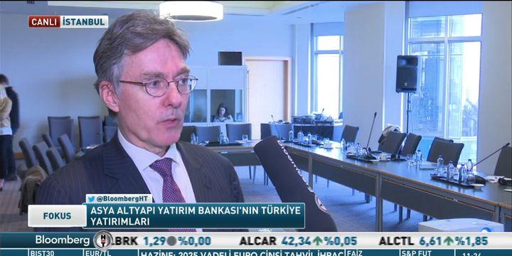 AIIB/Amsberg: Türkiye Kalkınma Bankası