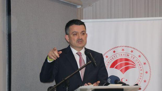 Bakan Pakdemirli: Türkiye'nin şu anda etle ilgili önemli bir ihtiyacı yok