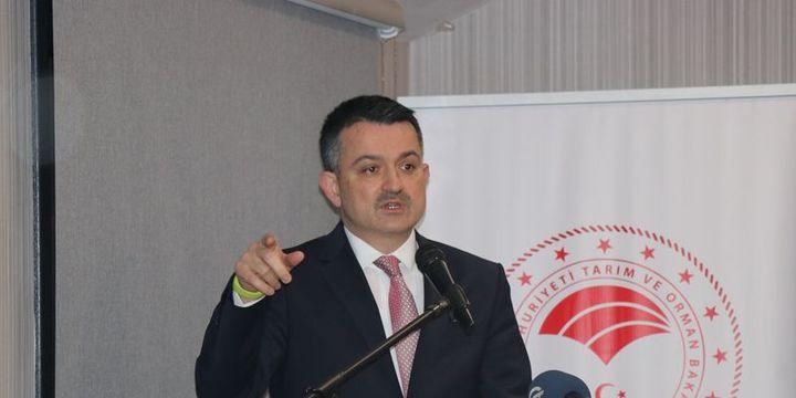 Bakan Pakdemirli: Türkiye
