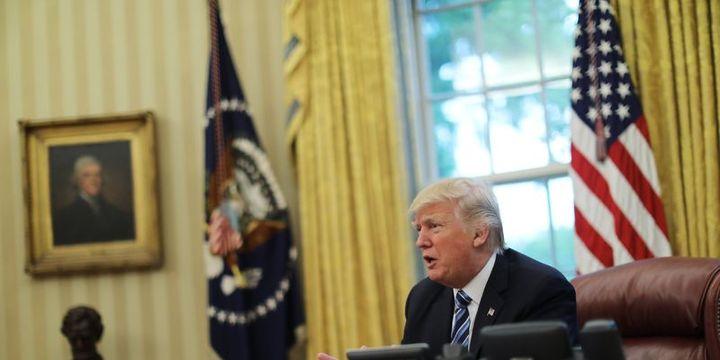 """Trump """"Birliğin Durumu"""" konuşmasını 5 Şubat"""