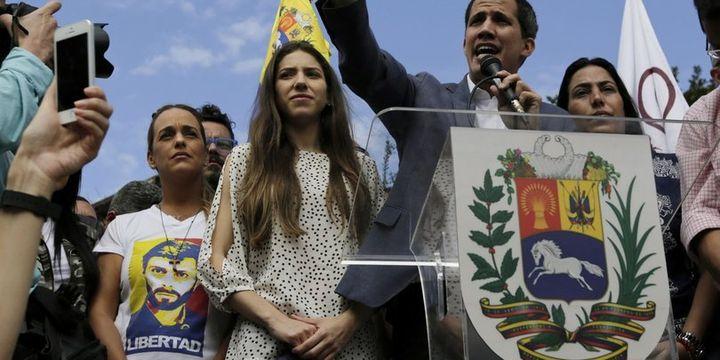 ABD, Venezuela halkının parasının kontrolünü Guiado