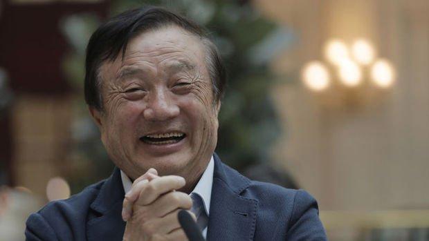 Huawei'nin kurucusu: Biz bu kavgada yalnızca bir susam tohumuyuz