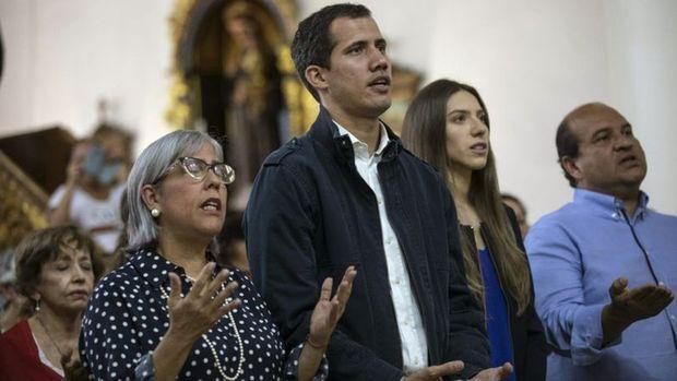 Venezuela'da Guaido'ya karşı ihtiyati tedbirler onaylandı