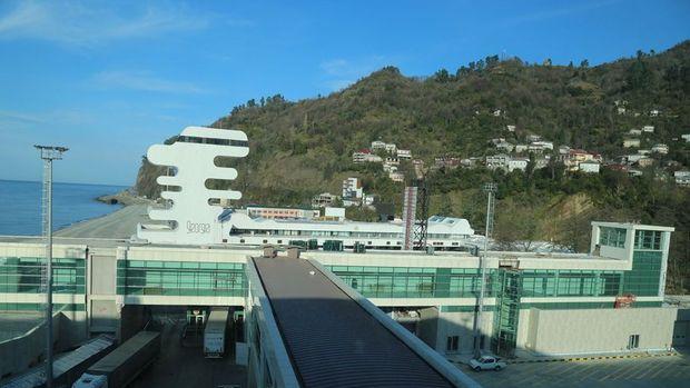 Ticaret Bakanlığı'ndan Sarp Sınır Kapısı açıklaması