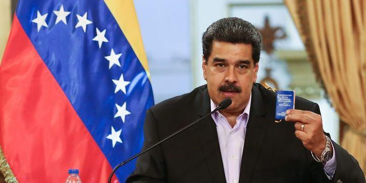 Maduro: Parlamento için erken seçim yapılabilir